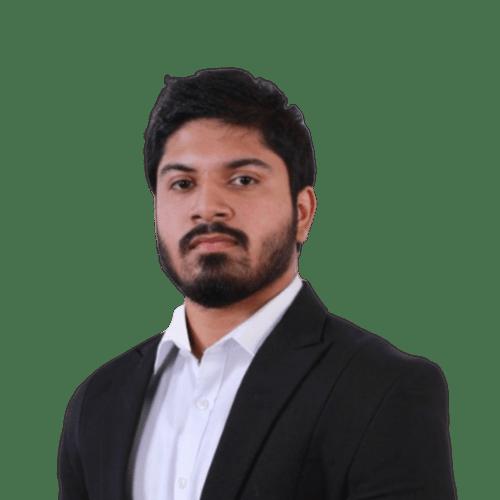 Portrait of Thisaru Mahadurage